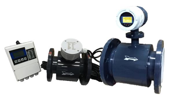 Electromagnetic Flow Meter EMF