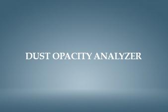 dustopacity
