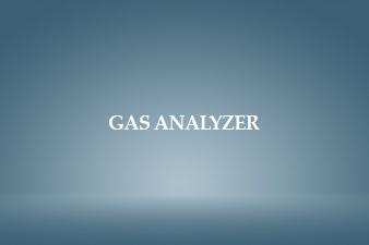 gasanalyzer