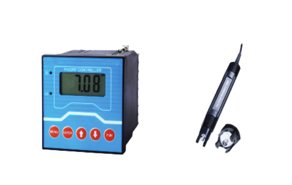 Industrial Online pH Meter BT100